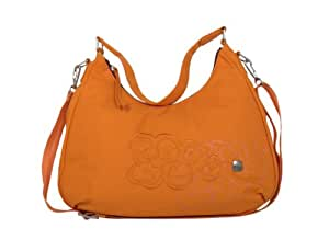 Haiku Women's Hobo 2 Bag, Tangerine, 10 x 14 x 4-Inch