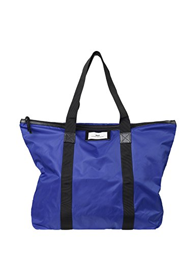 blue ashalt from grey nylon in ultra BAG ET DAY GWENETH Woman waterproof XqwZ7UP