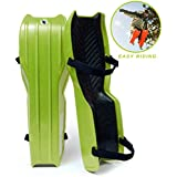 Sled Legs Wearable Snow Sleds – Fun Winter Accessories with Leg Support – Family Friendly Winter Activities – Exciting Winter Fun in The Snow