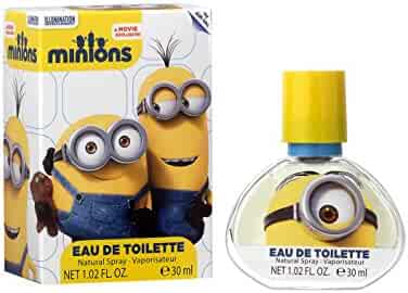 Minions for Kids Edt Spray, 1.02 Ounce