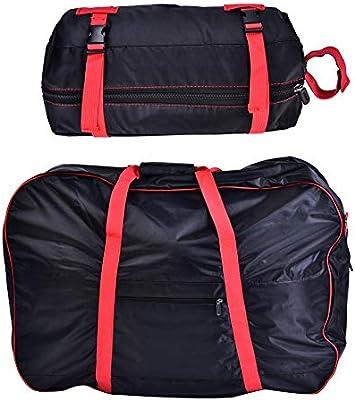 Bolsa de bicicleta plegable, bolsa de almacenamiento de cubierta ...