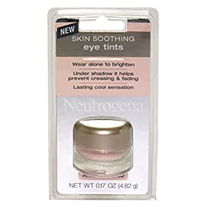 Neutrogena Skin Soothing Eye Tints, Petal Shimmer 02, 0.17 Ounce (4.82 g) (Pack of 2)