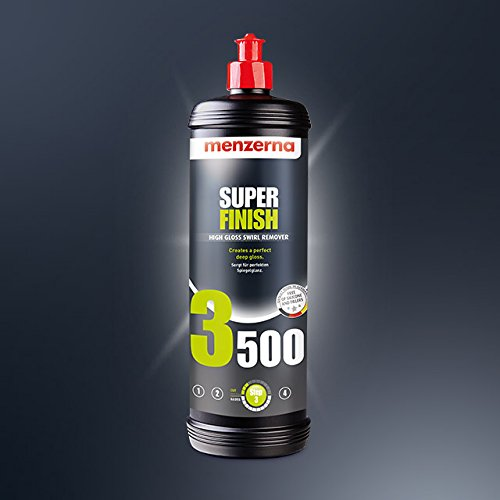Menzerna SF3500 Super Finish 3500, 128 oz.