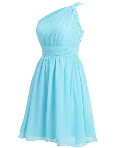 Bridal_Mall - Vestido - Sin mangas - para mujer negro