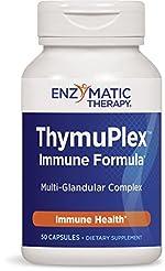 Enzymatic Therapy Thymuplex, 50 Capsules...