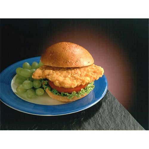 Perfect Answers Original Breaded Portioned Chicken Breast Fillet, 10 Pound - 1 each. by Brakebush