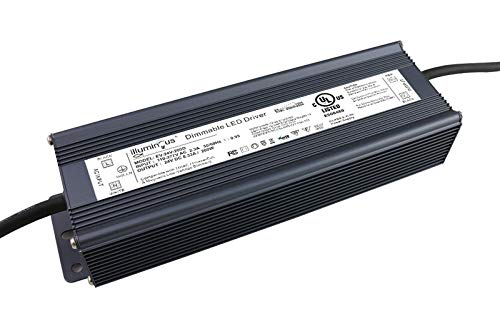 24V 200W Dimmable CV DC LED Driver UL Approved