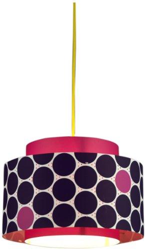 Lighting Modern Berries - Control Brand Venlo Pendant, Berry