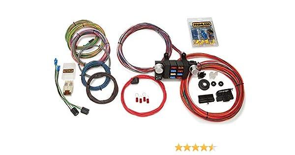 [SCHEMATICS_4US]  Amazon.com: Painless Wiring 10308 8 Circuit Mod.T-Bucket H.: Automotive | T Bucket Wire Harness |  | Amazon.com