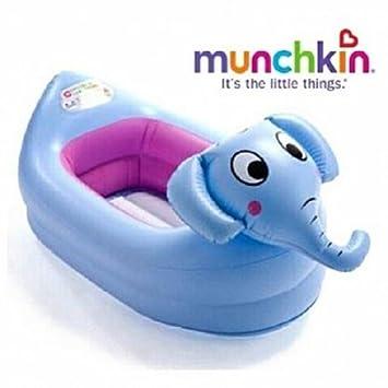 Munchkin Inflatable Safety Elephant Tub79cm48cm