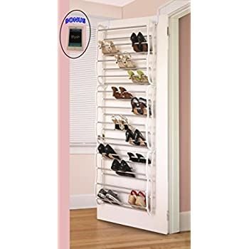 Beau Over The Closet Shoe Storage Rack. Can Also Be Wall Mounted. Shoe Storage  Units