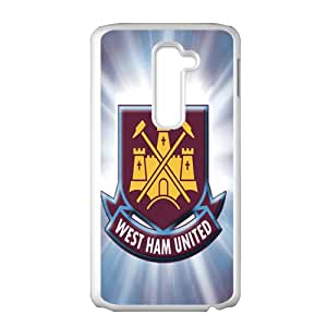West ham united Cell Phone Case for LG G2
