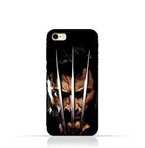 iPhone 8 TPU Protective Silicone Case with Wolverine Design
