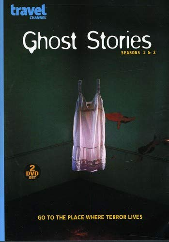 Ghost Stories Season 1 and 2 (Best Of Ghost Hunters)