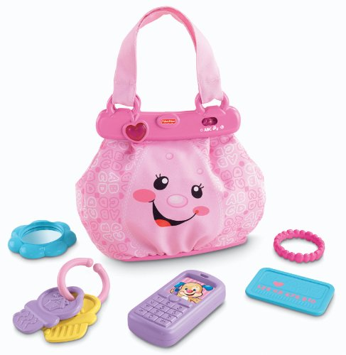 Presents to get 1 year old girls. Fisher Price My Pretty Learning Purse