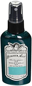 Tattered Angels Glimmer Mist 2-Ounce, Turquoise Blue