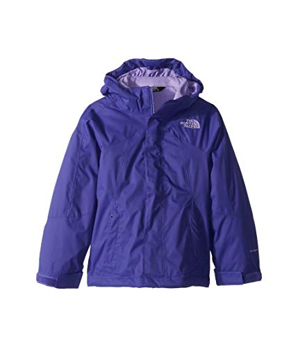 The North Face Kids Girl's Mt. View Triclimate (Little Kids/Big Kids) Deep Blue X-Large
