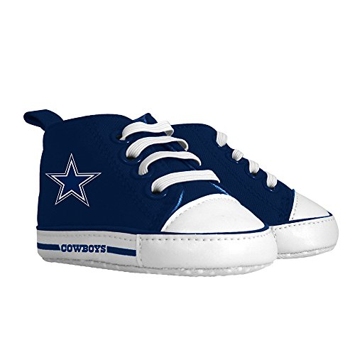 (Baby Fanatic Pre-Walker Hightop, Dallas Cowboys)