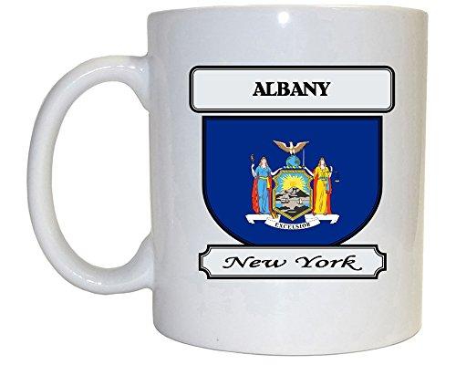 Albany, New York (NY) City Mug