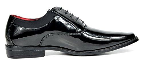 Ceremony Marc Faux Dress 3 Patent Bruno Oxfords Mens Shoes Loafers black Leather EwnBUtdq
