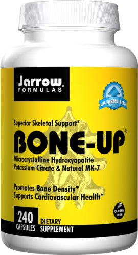 - Jarrow Formulas Bone-Up, Promotes Bone Density, 240 Capsules