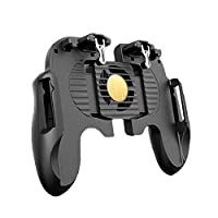Hainter Gamepad Cell Phone Mobile Control Joystick Gamer Android Game Pad L1R1 Controller