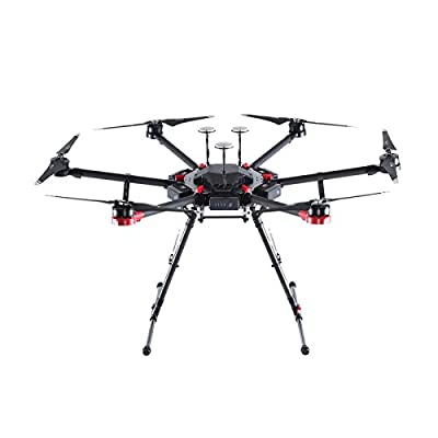 DJI MATRICE 600 Pro | Hexacopter Drone without Camera for Filmmakers from DJIDrones