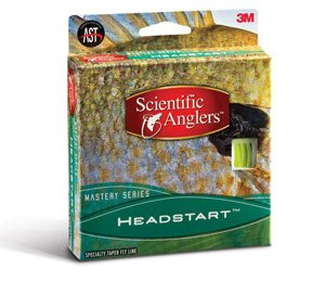 Scientific Anglers Mastery Headstart Fly Line WF7F
