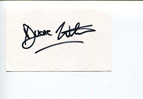 Duane Whitaker Devil's Rejects Pulp Fiction Halloween II Signed Autograph]()