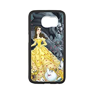 Best Quality [SteveBrady PHONE CASE] Beauty And The Beast For Samsung Galaxy S6 CASE-3