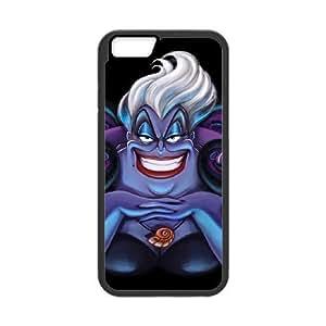 iPhone6 Plus 5.5 inch Phone Case Black Disney Ursula ES3TY7866139