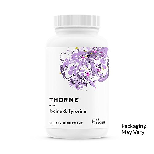 Thorne Research Tyrosine Function Capsules product image
