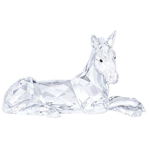 Swarovski Treasure Box - Swarovski Nativity Scene - Donkey