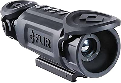 FLIR Systems RS64 1.1-9X Thermal Night Vision Riflescope, Black, 640x480, 35mm 431-0007-05-01 from Flir Commercial Systems