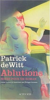Ablutions par deWitt