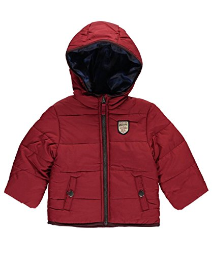 Carter's Baby Boys Heavyweight Classic Bubble Jacket, RED, 24MO