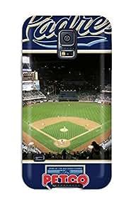 8548491K936290701 san diego padres MLB Sports & Colleges best Samsung Galaxy S5 cases by kobestar