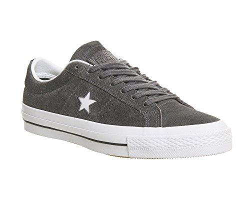 Converse Sneakers One Star C153062, Zapatillas Unisex Adulto Thunder White White