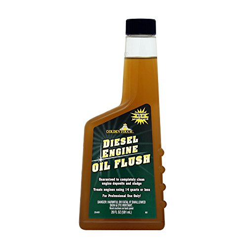 iesel Engine Oil Flush - 20 fl. oz. ()
