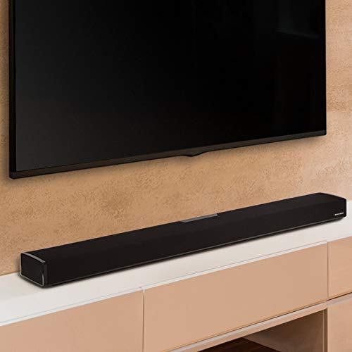 MartinLogan Surround Wireless Soundbar Home Speaker Set of 1 Black (Cadence)