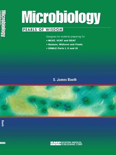 Microbiology, Pearls of Wisdom (Pearls of Wisdom (Boston Medical Publishing))