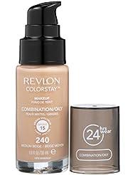 Revlon ColorStay Liquid Makeup for Combination/Oily, Medium Beige