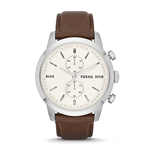 fossil-mens-fs4865-townsman-stainless-steel-watch-with-brown-leather-band