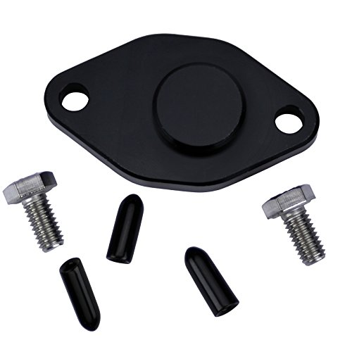 Yamaha Oil Injection Block Off Kit Non-Power Valve 1100 1200 Wave Runner Venture Raider GP1200 (Pump Oil Block Off Plate)