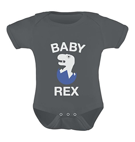 TeeStars - Baby REX - Cute Boy T-Rex Hatching Egg Funny for sale  Delivered anywhere in USA