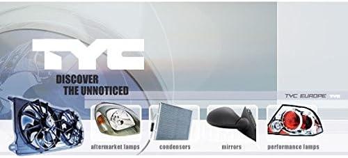 TYC 321-0125 Au/ßenspiegel Spiegel Seitenspiegel Vorne Hinten