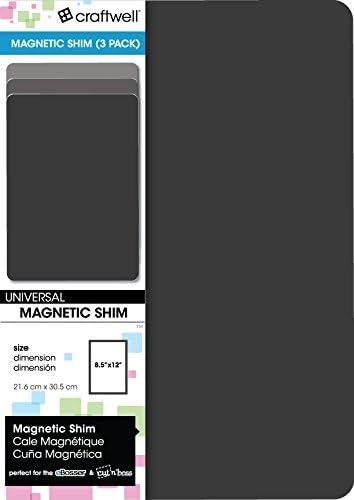 3-Pack Craftwell EBMAG eBosser Magnetic Shim