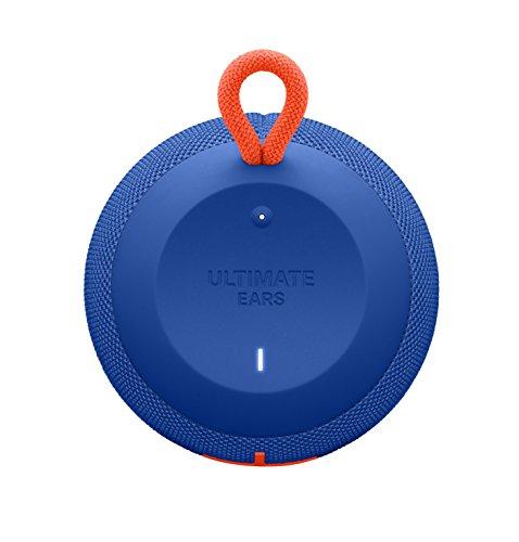 Ultimate Ears WONDERBOOM Waterproof Super Portable Bluetooth Speaker – IPX7 Waterproof – 10-hour Battery Life – Deep Blue by Ultimate Ears (Image #2)