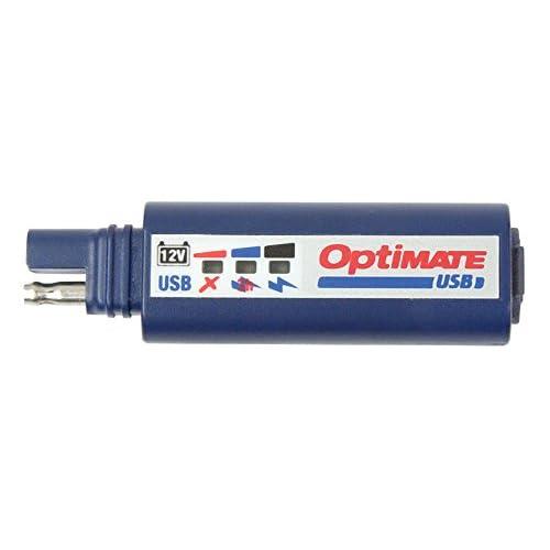 Optimate O100 Chargeur USB Universel SAE
