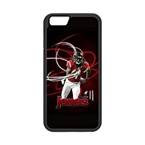 Atlanta Falcons iPhone 6 4.7 Inch Cell Phone Case Black 218y3-197890